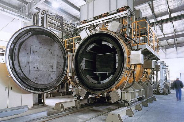 Kureha furnace to create technical product materials - manufacturing companies UK
