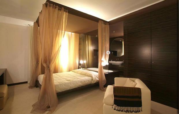 Hotel Room Yarn Materials provided by SageZander