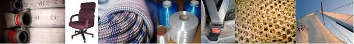 Products containing quality Polyester filament yarns supplied by SageZander