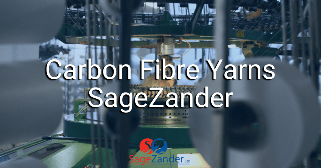 Carbon Fibre Yarn - from SageZander