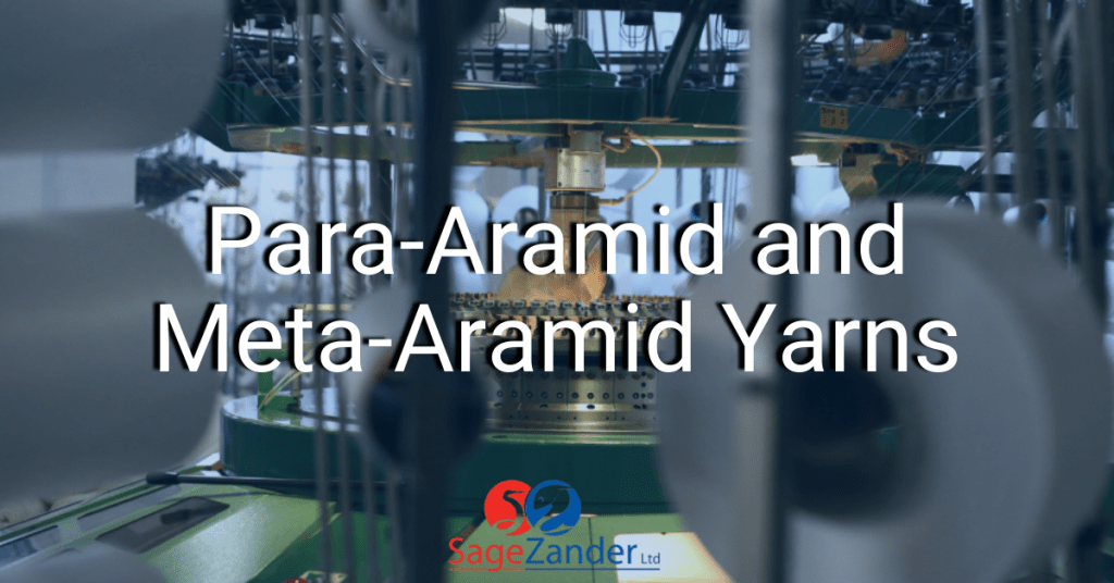 Para-Aramid and Meta-Aramid Yarn