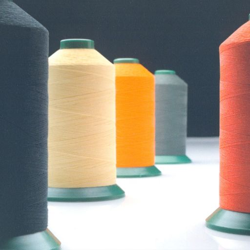 Wide Range of Colourful high temperature spools of yarn supplied by SageZander