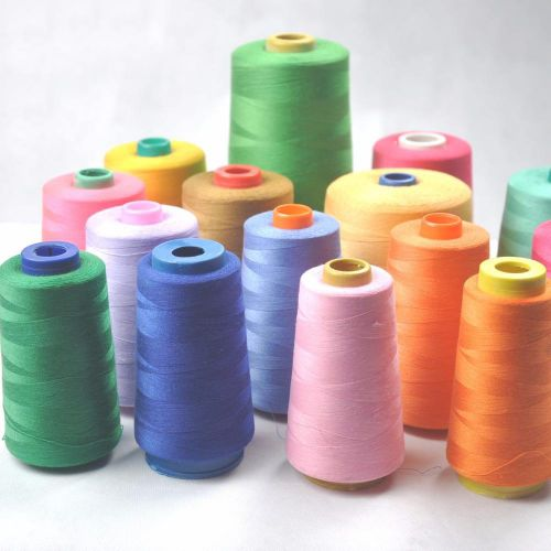 Wide range of Polyester Coloured Yarns supplied by SageZander
