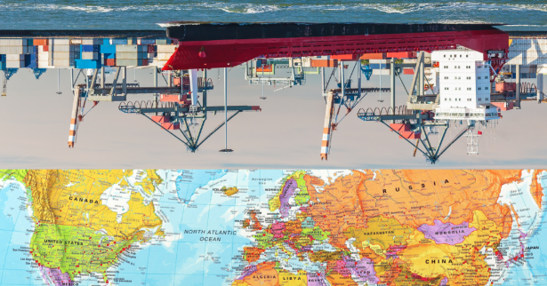 FREIGHT AND LOGISTICS—It's an upside down world SageZander