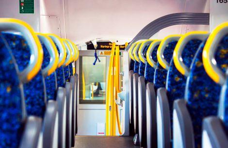 Filidea Train Seat Yarns spun from Para-Aramid and Meta-Aramid Yarn from SageZander